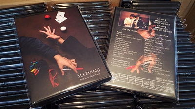 Sleeving (2 DVD Set) Lukas and Seol Park