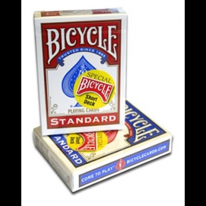 Short deck bicycle poker size 808